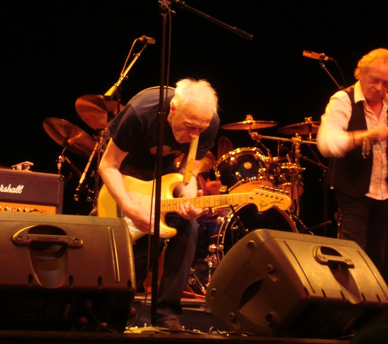 how to get robin trower tone